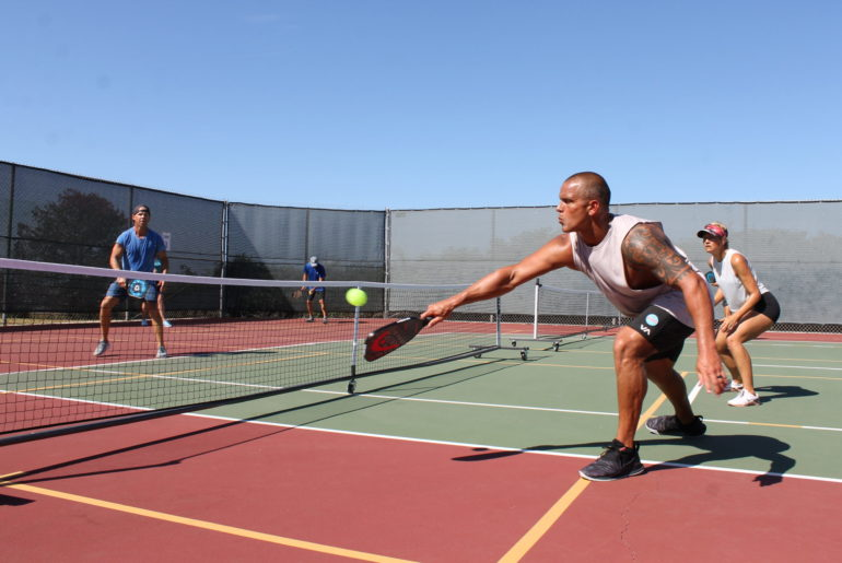 pickleball -paddles