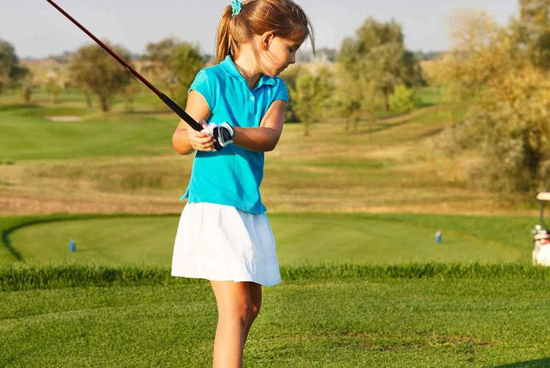 10 Key Reasons Why Kids Should Indulge in Golf as a Sport